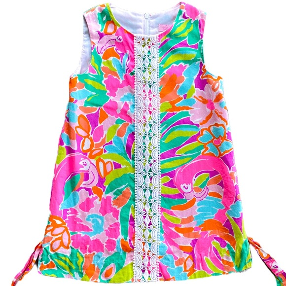 Lilly Pulitzer Dress- Size 4 Lilly Pulitzer Shift